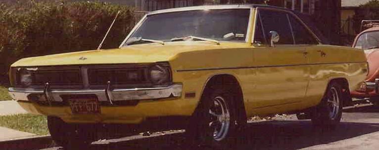 '70 Dodge Dart (1/3)
