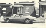 Mom's '68 Camaro