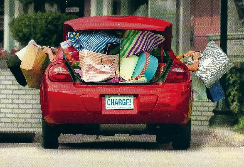 retail therapy car에 대한 이미지 검색결과