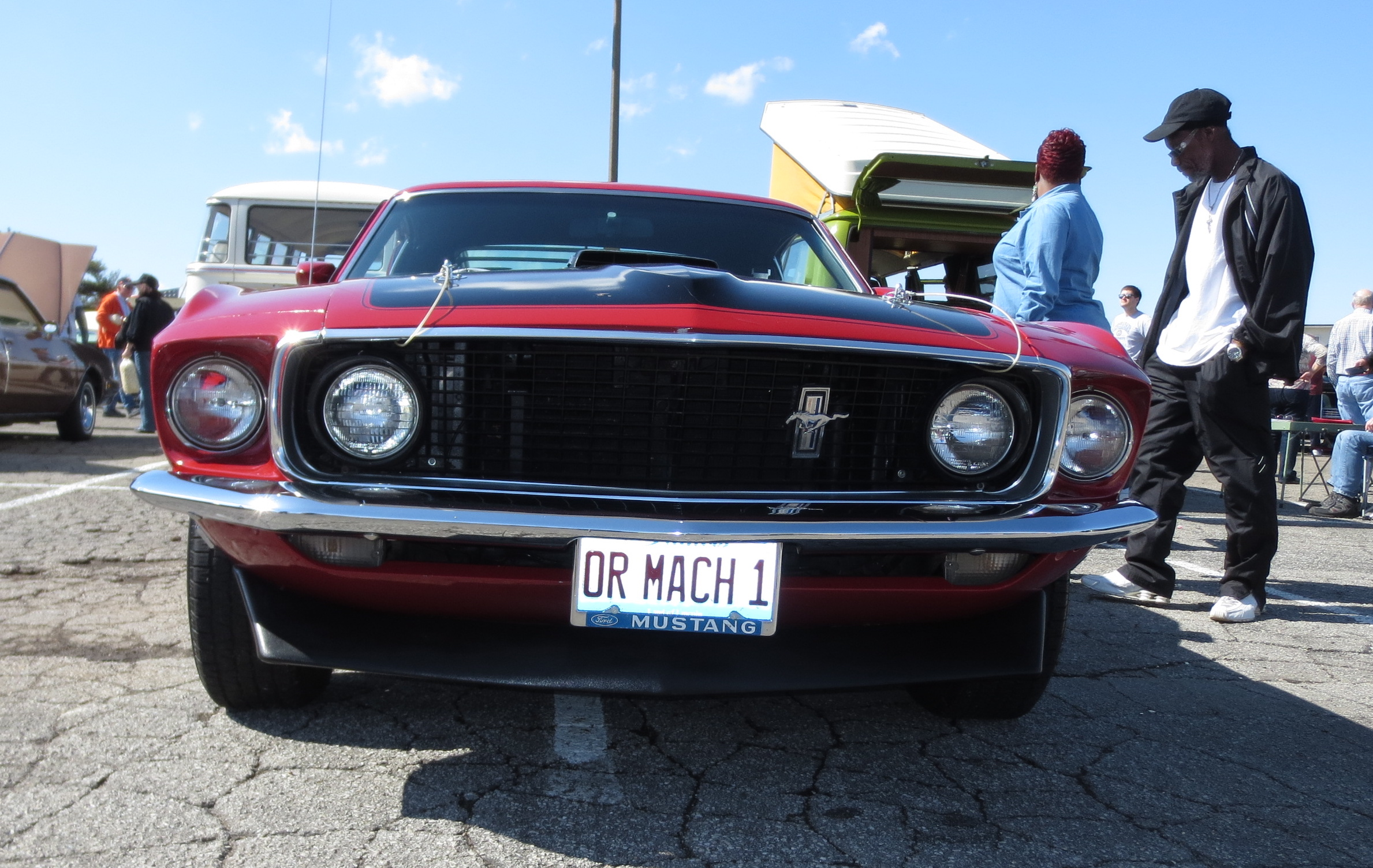 Mach 1 Plate Of The Week Hoodscoop03 Com