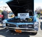 1967 GTO - Tiger