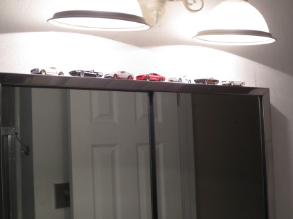 Some of my Mustang collection.