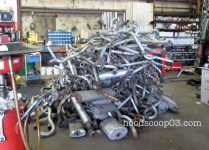 Where old mufflers go to die?