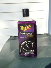 Meguire's Endurance Tire Gel
