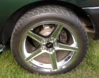 Saleen Wheels