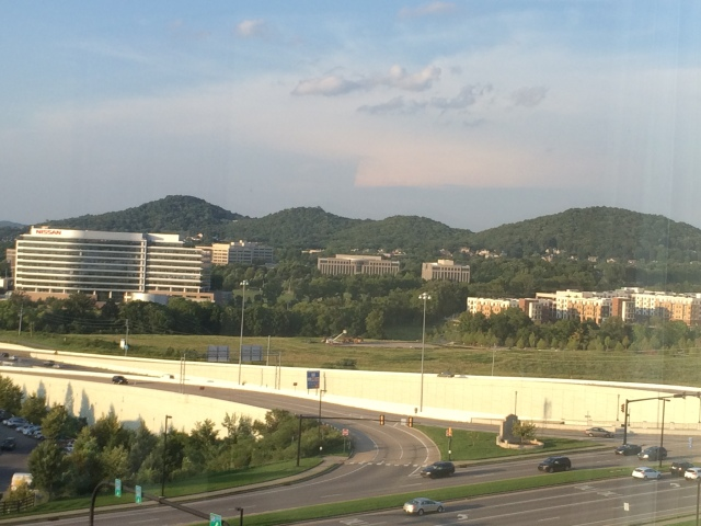 Oh, those Tennessee mountains!