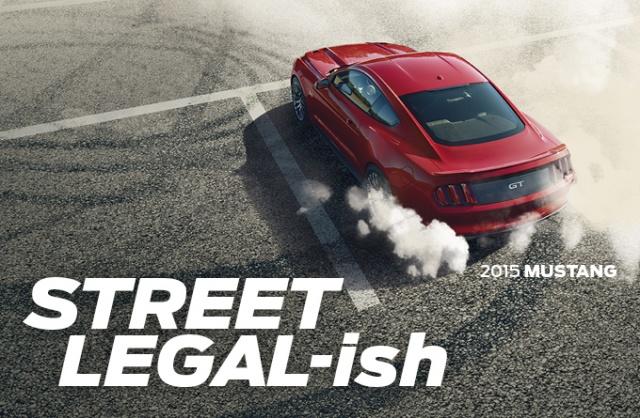 STREET LEGAL-ish