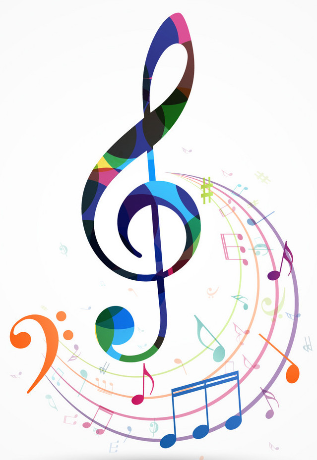 colorful-music-notes-background-vector-18446114